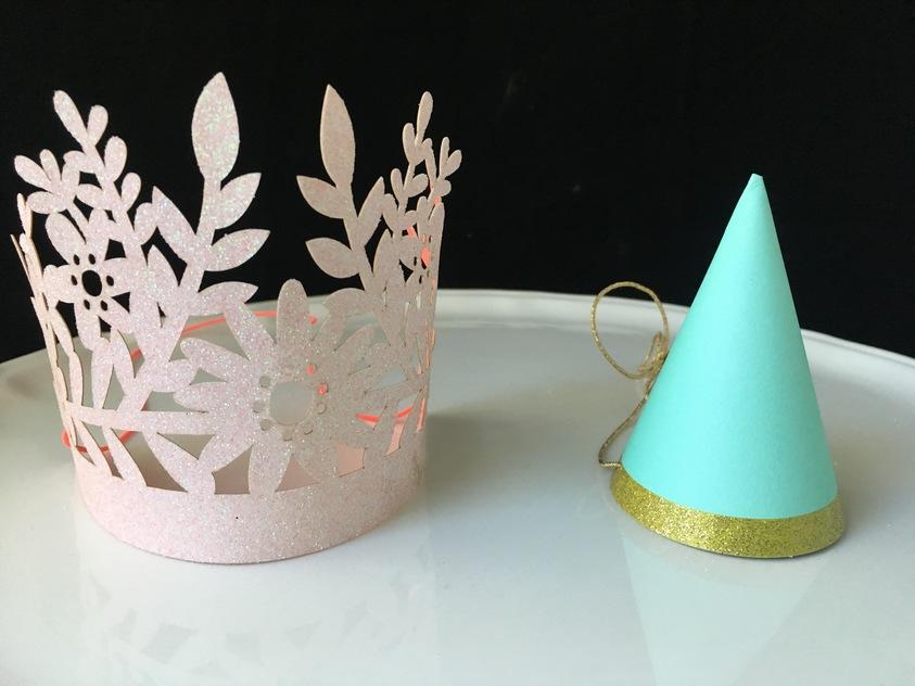 Required Birthday Accessories - Birthday Hats & Crowns