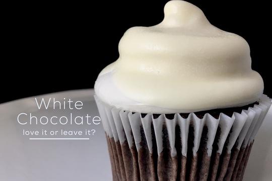 White Chocolate Dipped Marshmallow
