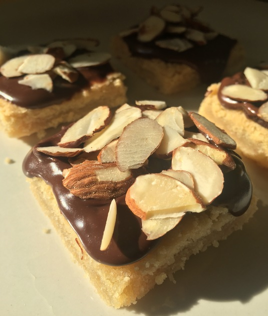 Almond Shortbread - Keto Friendly