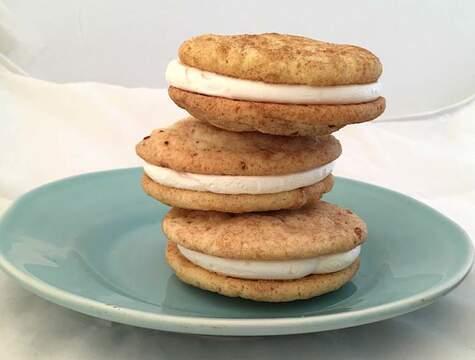 Cinnamon & Sugar Cookie Pie